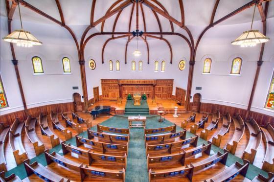 Circular Congregational Church Charleston SC by Steven Hyatt-13-L
